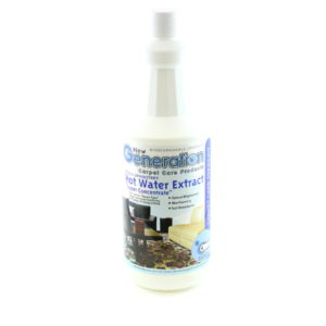 Carpet and Upholstry Hot Water Extracter Shampoo