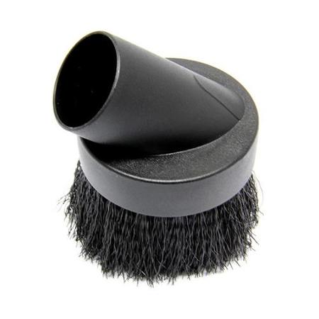 Round Dusting Brush Cardy Vacuum