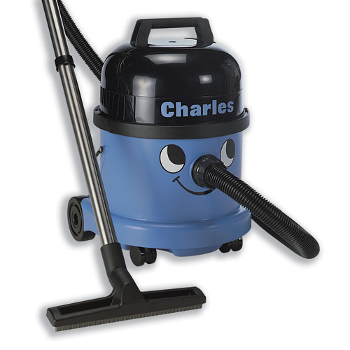 Numatic Charles Cvc 370 Commercial Wet Dry Vacuum Cardy