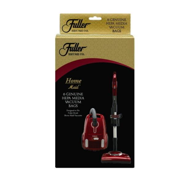 Fuller Brush Home Maid Canister HEPA Media Bags