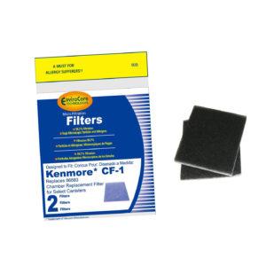 Kenmore Motor Intake Vacuum Filter – Type CF-1