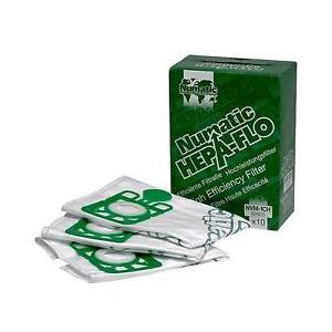 Numatic HEPA-FLO Bags