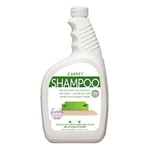 Dry Foam Carpet Shampoo