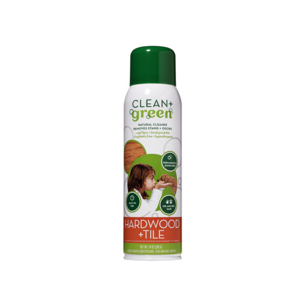 Clean+Green Hardwood & Tile Cleaner