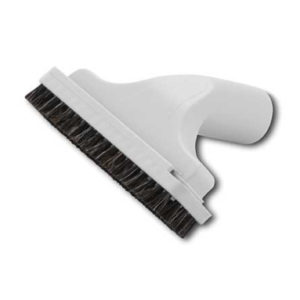 Light Grey Upholstery Tool with Removable Brush