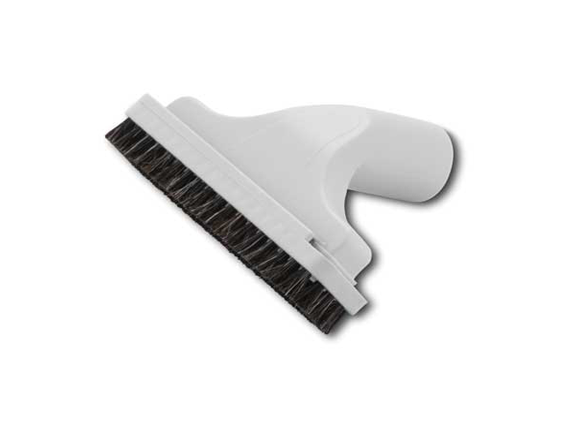 Fit All Light Grey Upholstery Tool With Removable Brush