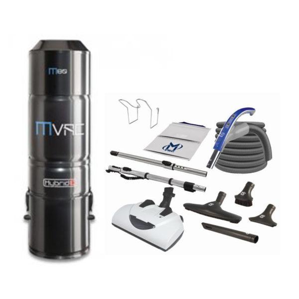 MVac M80 Premium Electric Package