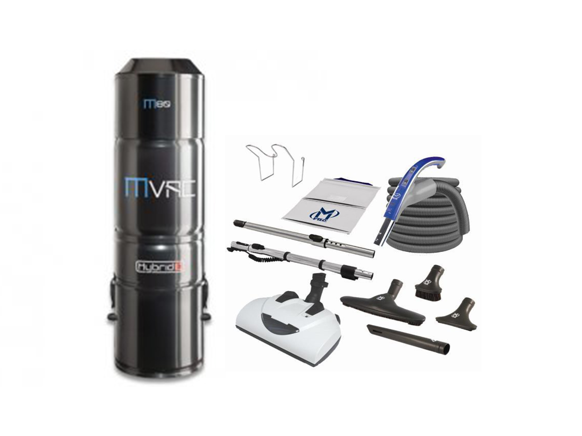 Mvac M80 Premium Electric Package Cardy Vacuum