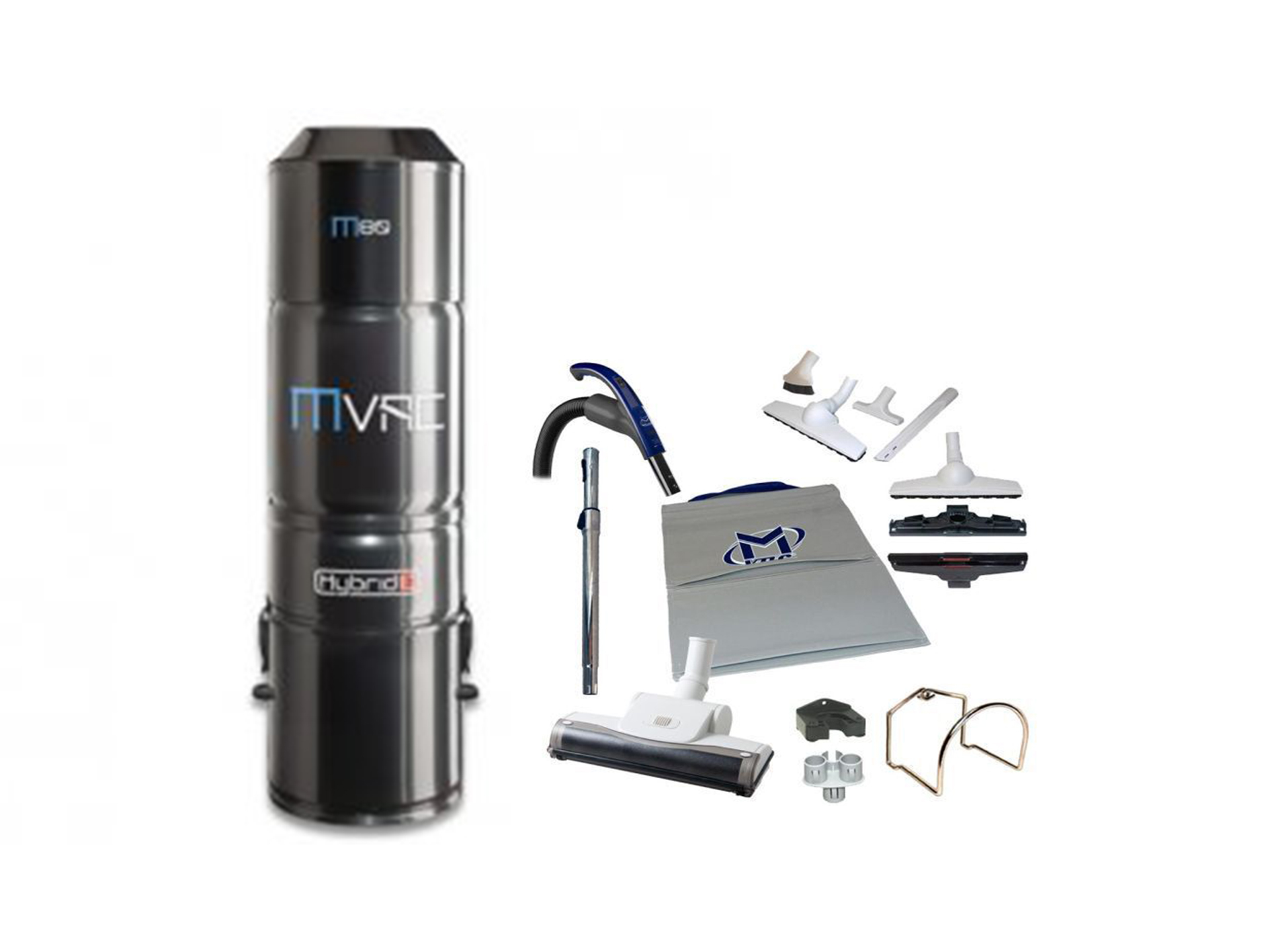 Mvac M80 And Deluxe Turbo Accessory Package Cardy Vacuum