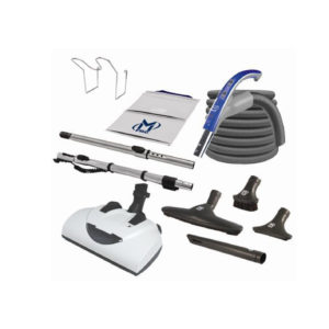 MVac Premium Carpet and Bare Floor Cleaning Kit