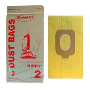 Kirby Upright Style 2 Vacuum Bags