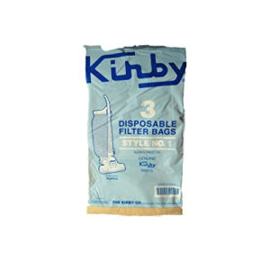 Kirby Upright Style 1 Vacuum Bags