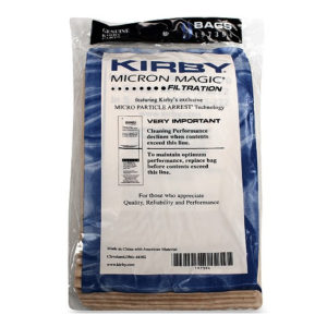Kirby Upright Generation 4, 5, 6 Vacuum Bags
