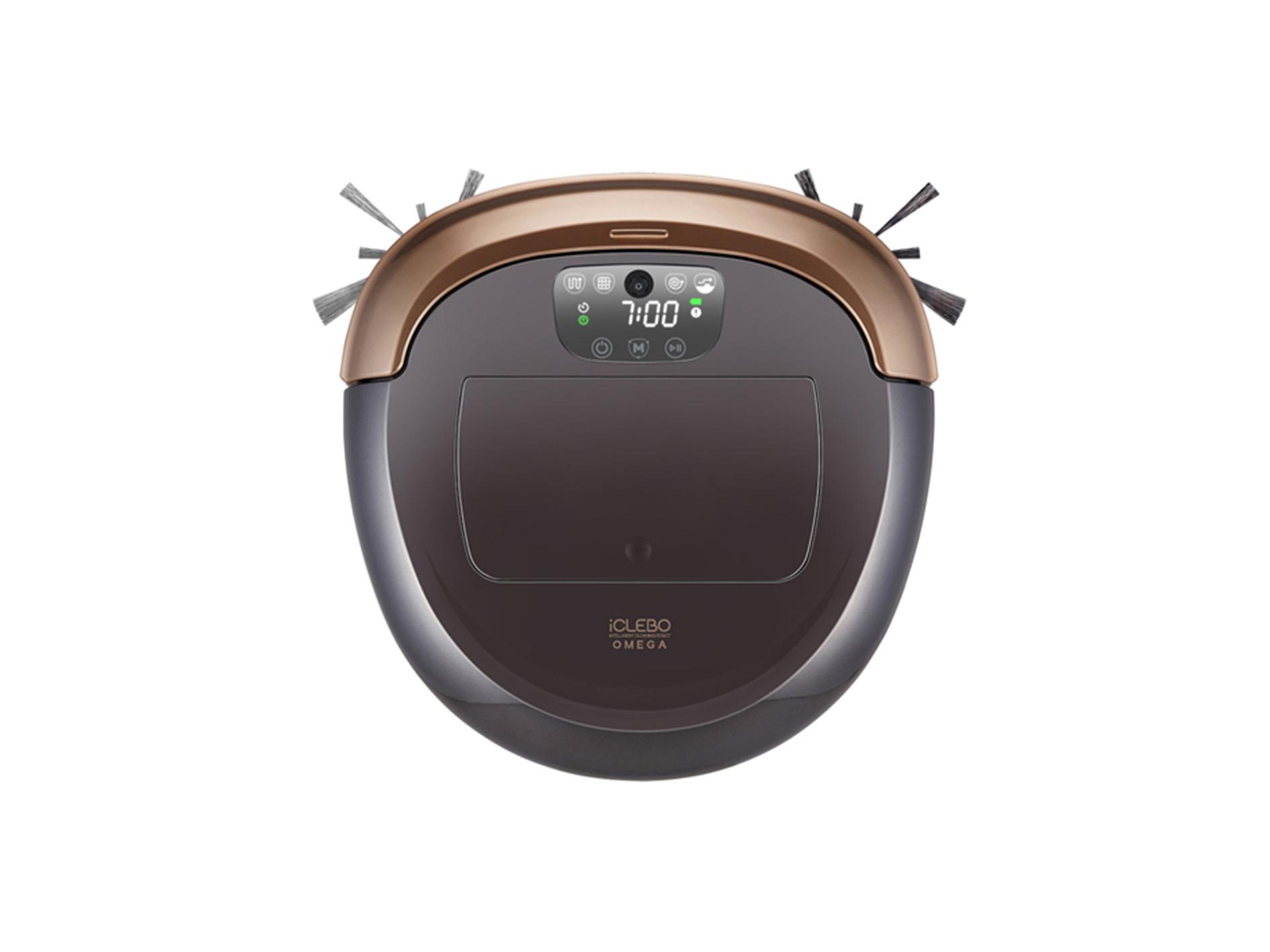 Iclebo Omega Robot Vacuum Cardy Vacuum