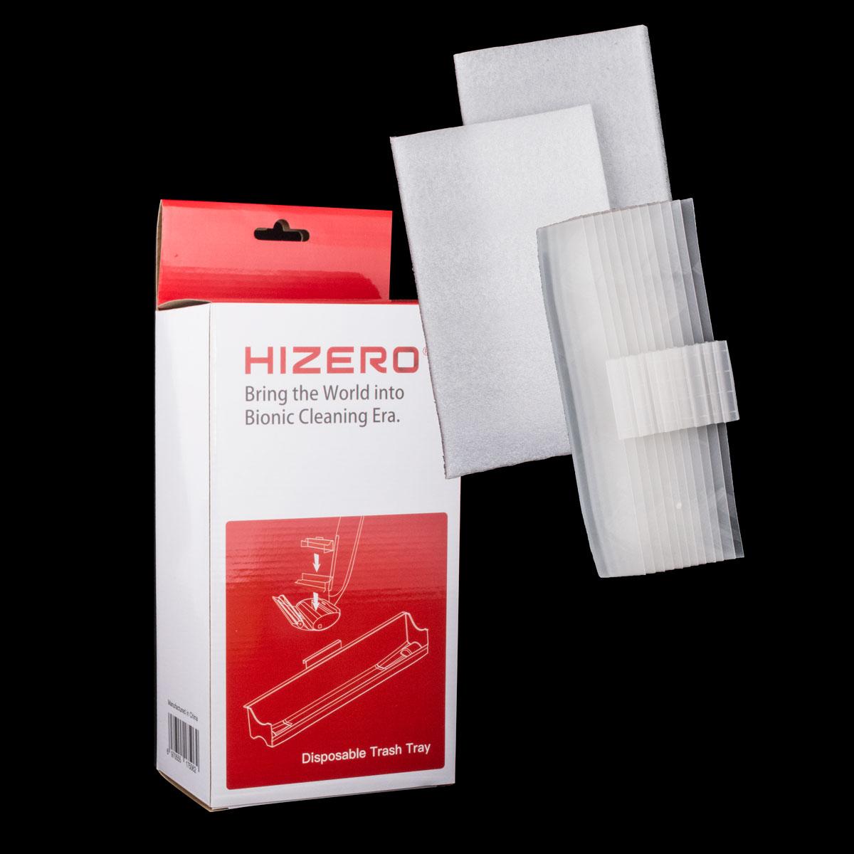 Hizero Disposable Trash Tray Cardy Vacuum