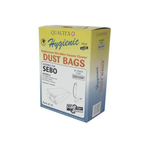 SEBO K Series Canister HEPA Media Bags