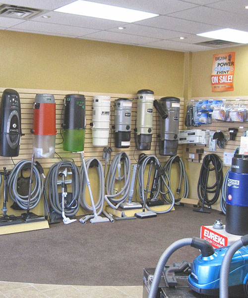 Cardy Vacuum Ottawa Store Products